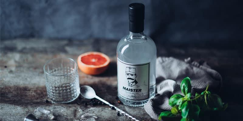 Maister gin Logo