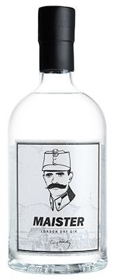 Maister Gin, London Dry Gin