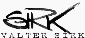 Valter Sirk, Logo