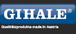 Gihale zapirači za vino, Logo