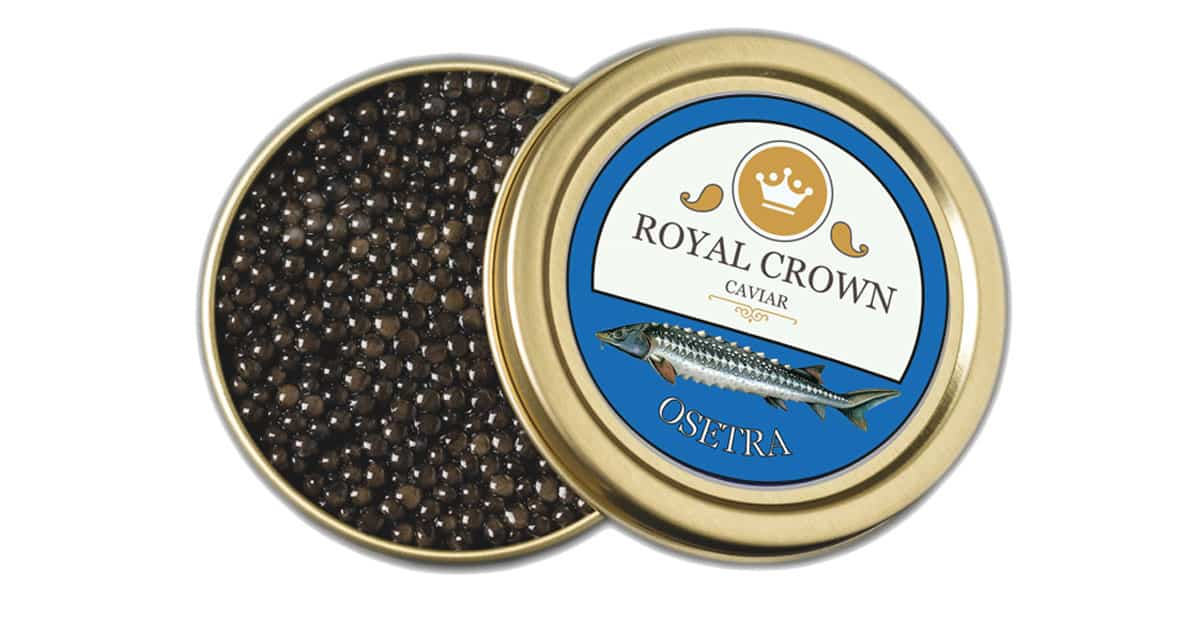 Kaviar, Royal Crown Caviar