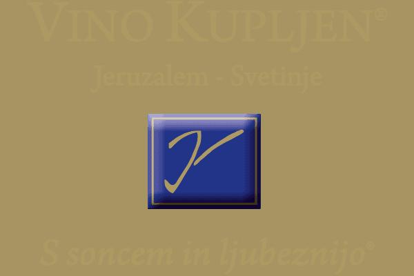 Vino Kupljen, Logo