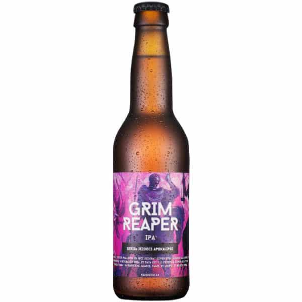 Reservoir Dogs pivo Grim Reaper ipa